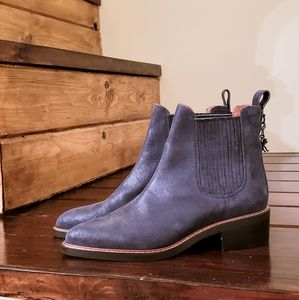 Coach Booties -Bowry Chelsea